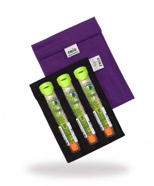 bolsa refrigeração para insulina